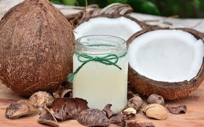 Use your brain; use coconut oil
